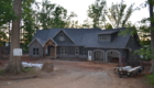 New Construction of a Home Nearly Complete