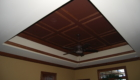 Boxed tray ceiling