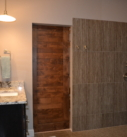 Master Shower of Mountain Ash Custom Home Model