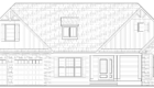 Maple Home Plan Front Elevation
