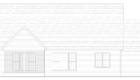 Mountain Ash Back Elevation Drawing
