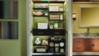 ShelfTrack Elite with Drawers and Slot Organizer in Chocolate