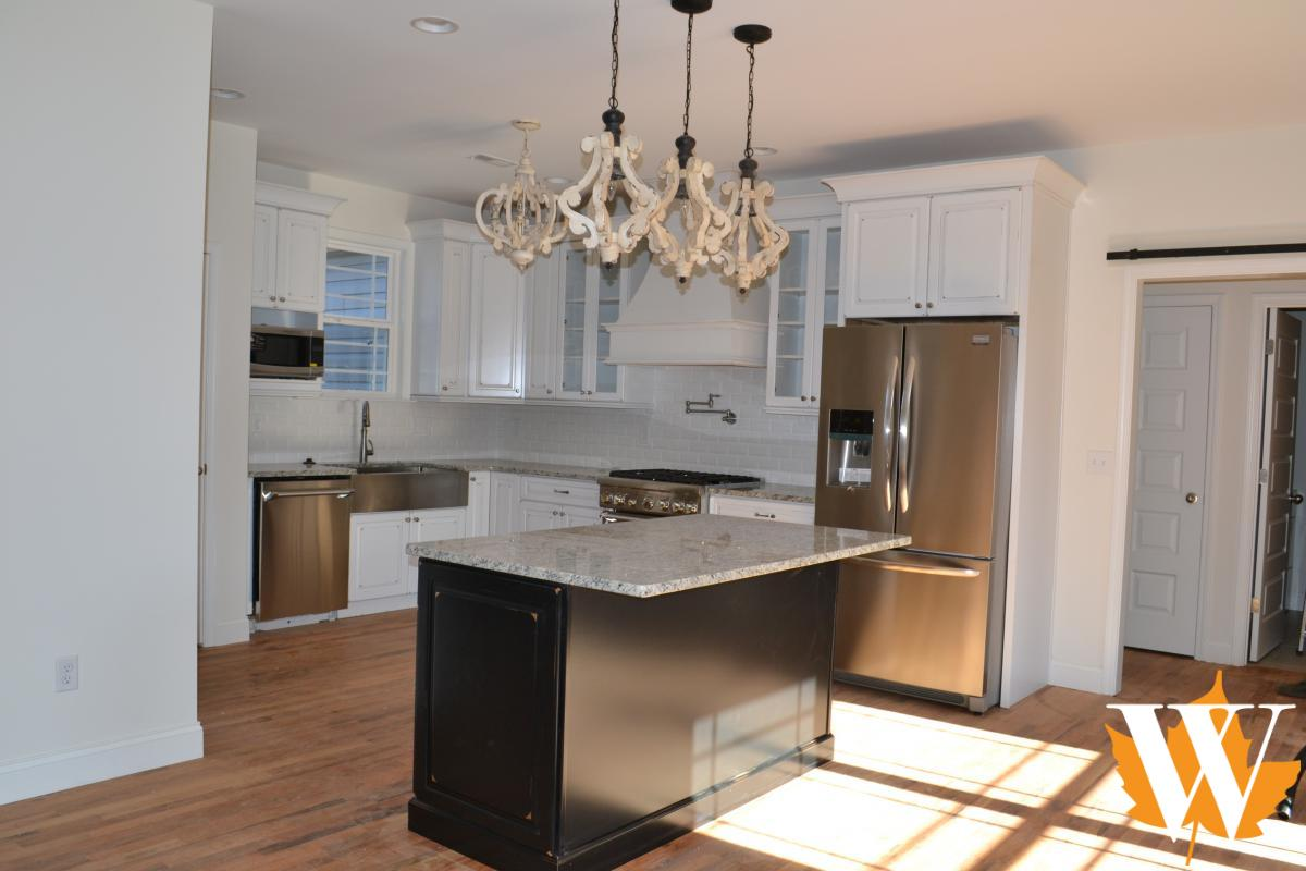 Woodcrafters Custom Home Builder Kitchen