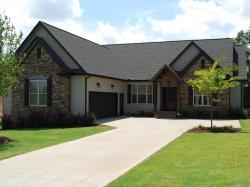 Custom Home Cedar Model